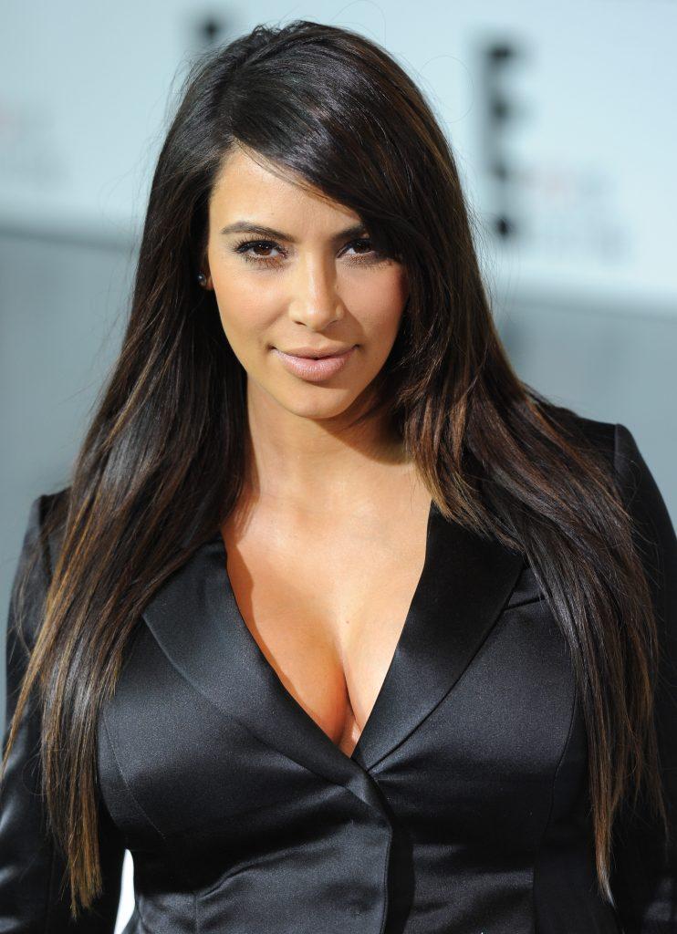 Kim Kardashian from