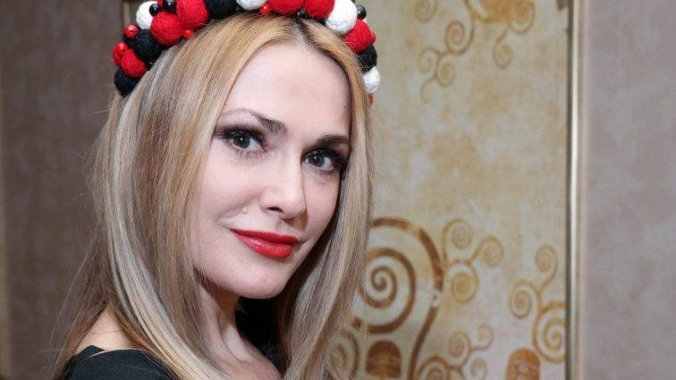 Собака Ольги Сумської дебютувала в кіно (ФОТО)