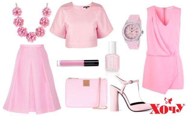 Головний тренд весни 2017: рожевий колір (фото)