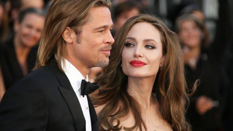 Бред Пітт засмутився через сльози Анджеліни Джолі