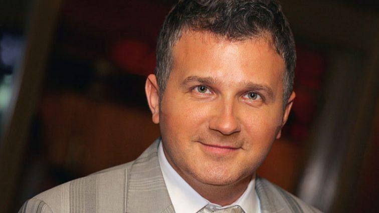 Офіційно: Юрій Горбунов замінив дружину в передачі «Світське життя»
