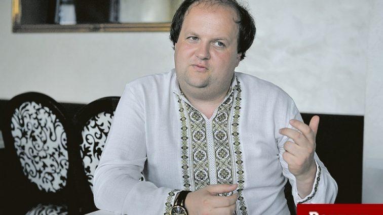 Віктор Бронюк відверто розповів про його стосунки з дружиною