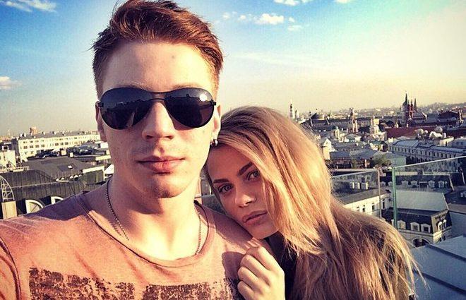 Микита Пресняков зробив пропозицію руки і серця своїй дівчині (фото)