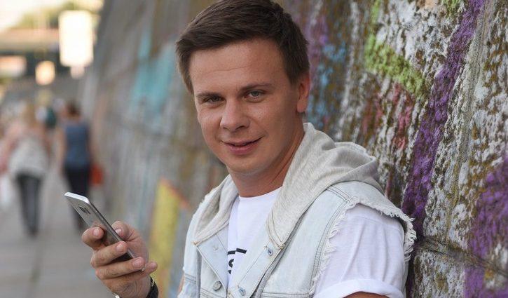 Сенсація!!! Дмитро Комаров вперше показав свою дівчину у чуттєвій фотосесії