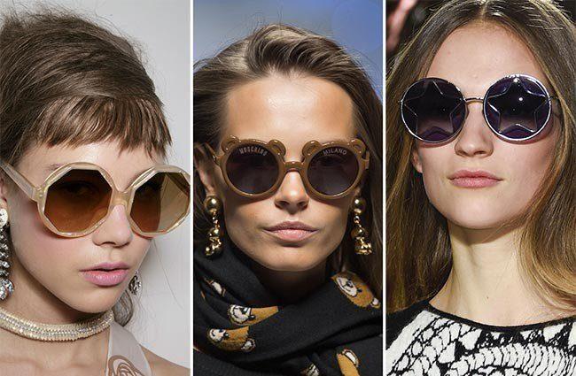 Модні окуляри весни-2017