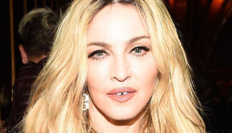 58-річна Мадонна шокувала фанатів епатажним виглядом