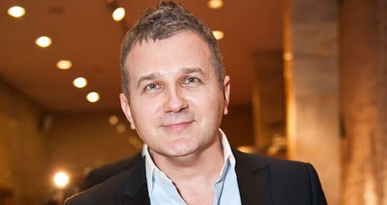 Красунчик: Юрій Горбунов показав ефектне фото із салона краси