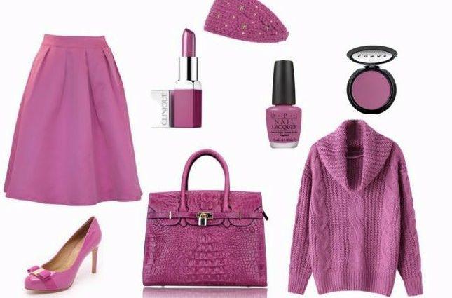 Рожевий, фіолетовий та квіточки: основні тенденції весняної моди