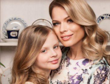 Оце так талант: вагітна Ольга Фреймут похвалилася незвичайними вміннями своєї дочки (ВІДЕО)