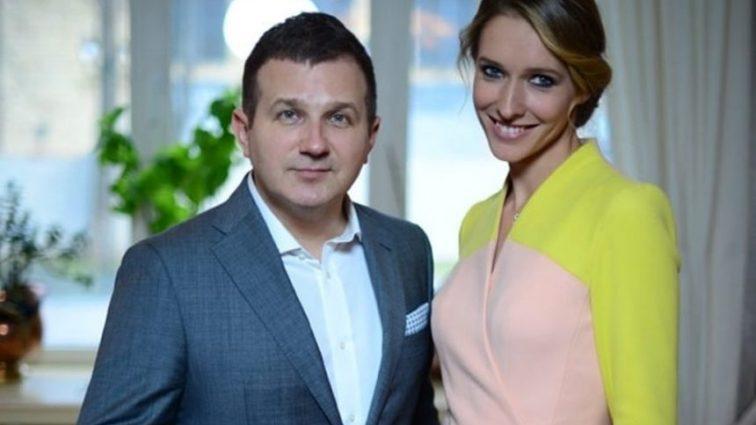 Молода матуся Катерина Осадча приголомшила своїм нарядом (ФОТО)
