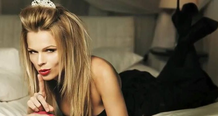 Сексуальна мамочка: Вагітна Ольга Фреймут постала у несподіваному образі (ФОТО)