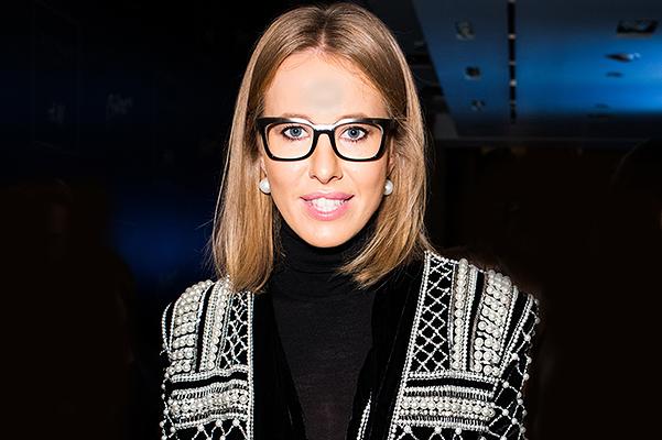 Селфі на мільйон: Ксенія Собчак позує в Prada