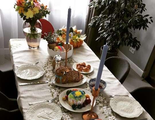 Як святкують Великдень українські зірки (фото)