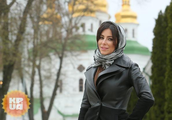 Нагулялась: Ані Лорак повернулась до Києва!