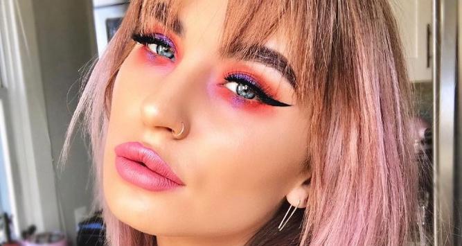 Тренди-2017: рожеві тіні визнані одним з головних трендів в макіяжі цієї весни