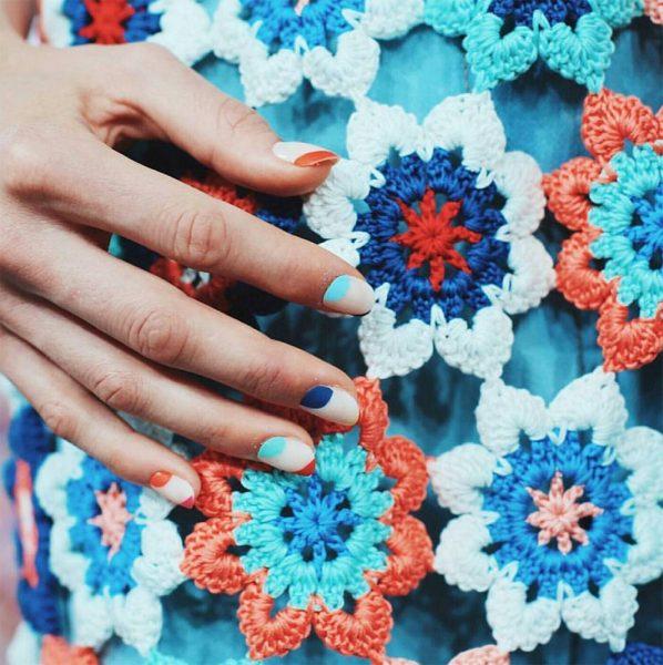 tanya-taylor-spring-summer-2017-nail-trends