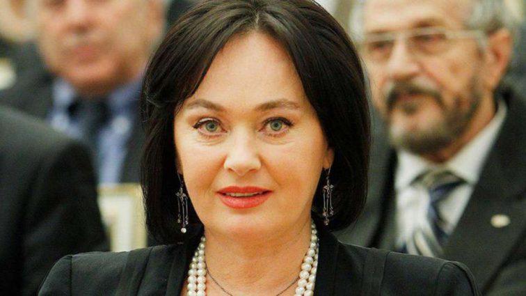 Відома телеведуча Лариса Гузєєва вперше показала свою маму всій країні (ФОТО)