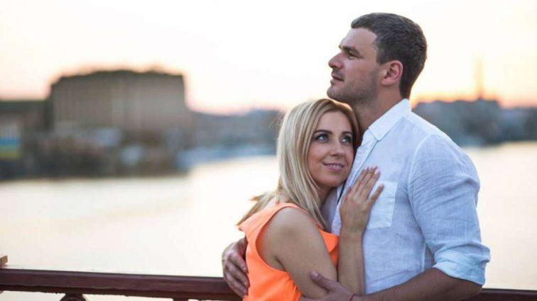 Оце романтика? Тоня Матвієнко показала ексклюзивне фото з медового місяця, ви будете в шоці від країни, яку обрали молодята