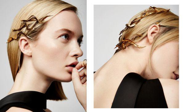 Золото в волоссі: нова колекція прикрас Adir x Lelet NY