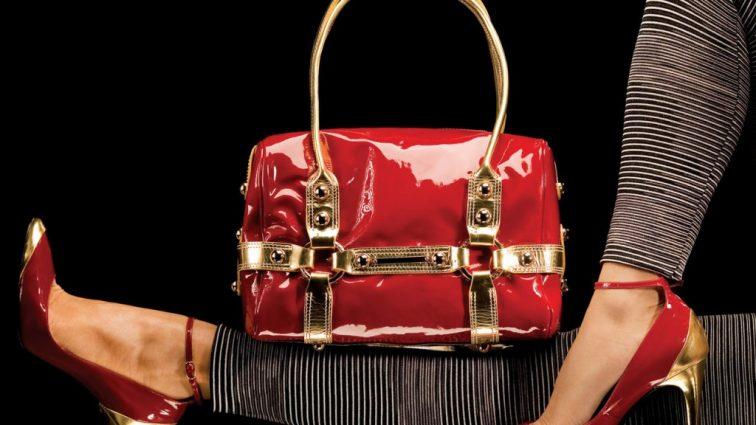 Как подобрать женскую сумочку к туфлям?