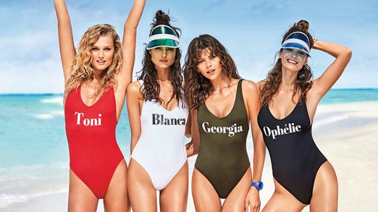 Наймодніші купальники цього літа ( ФОТО)