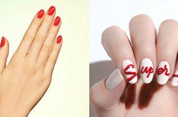 Любите ЧЕРВОНИЙ? Спеціально для ВАС! 10 трендових ідей для ваших нігтів