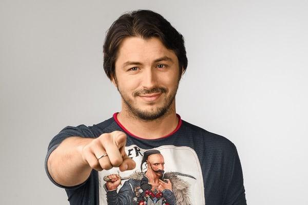Оце так новина: Сергій Притула двічі став батьком. Наші вітання!