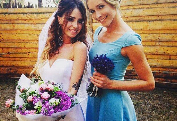 Два чоботи пара : Катя Осадча і Надя Дорофеєва продемонстрували дивні образи!