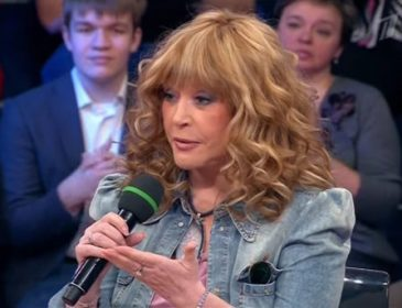 Сексуашечка!!! Алла Пугачова зачарувала всіх ідеальними ніжками в коротесенькій сукні
