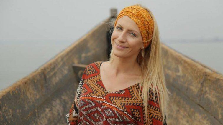 Гарячий відпочинок: Леся Нікітюк показала спокусливе фото з пляжу