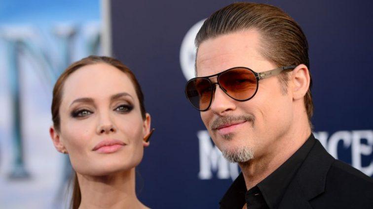 Бред Пітт прокоментував «новий роман» з Анджеліною Джолі