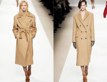 Модні пальто осені-2017, краса небачена