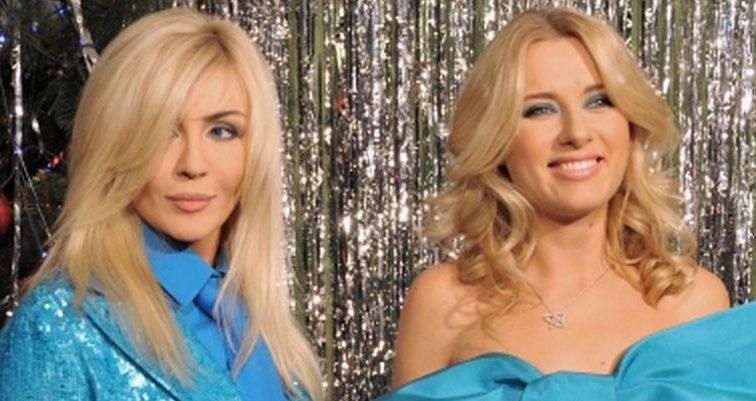 Одне обличчя!!! Ірина Білик і Ольга Горбачова шокували прихильників черговими пластиками на спільному фото