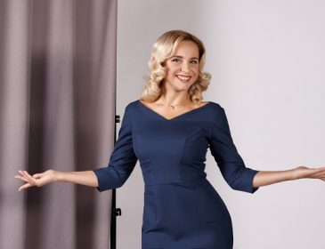 Стильна і жіночна! Лілія Ребрик відверто про сім'ю і роботу