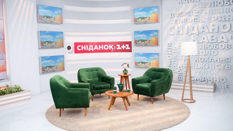 Руслана Писанка навіть збоку не стояла!!! Глядачі в шоці від нової ведучої «Сніданку з «1+1», ви тільки подивіться на неї