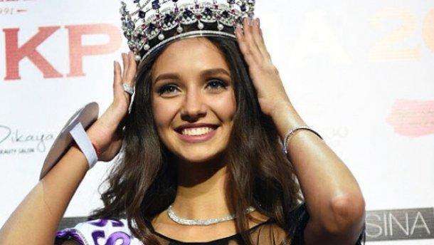 «Міс Україна-2017». Стали відомі шокуючі деталі з життя найкрасивішої дівчини країни