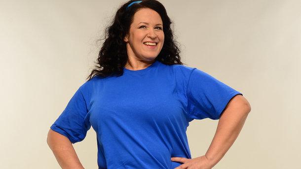 Руслана Писанка розповіла шокуючі подробиці свого схуднення на шоу «Зважені та щасливі». І варте воно того?