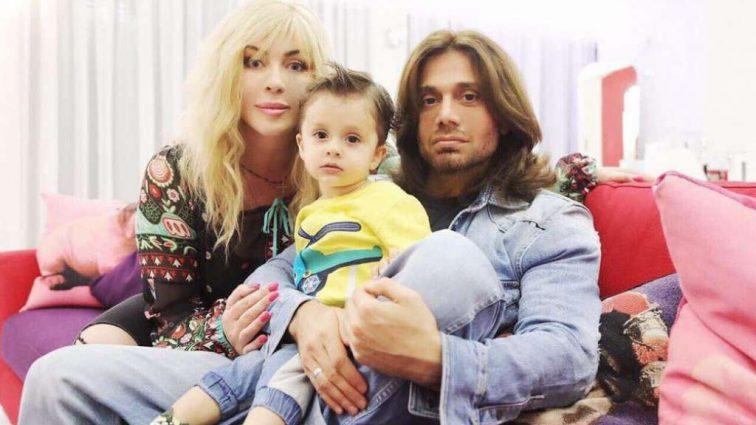 Ірина Білик поділилася смішним відео з молодшим сином