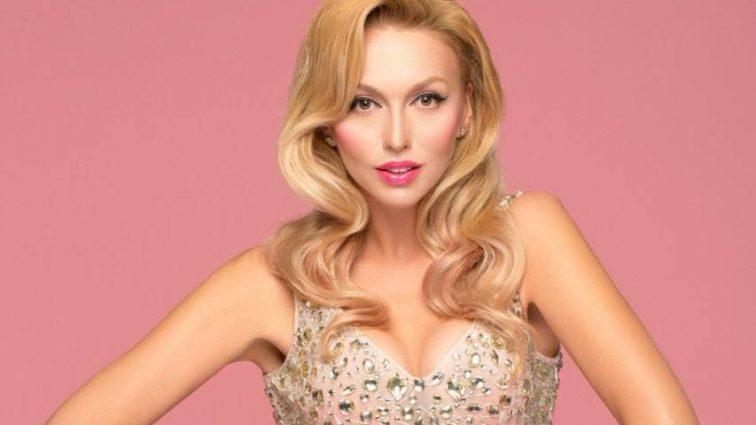 Оля Полякова повернулася на «Танці з зірками» у новому статусі