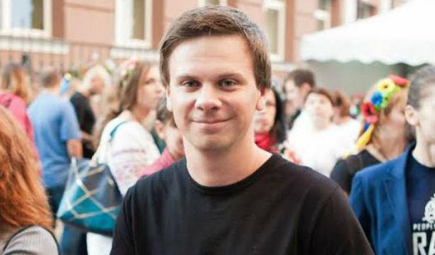 Дмитро Комаров врятував дівчину від самогубства