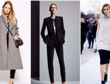 5 речей, які обов'язково повинні бути в осінньому гардеробі