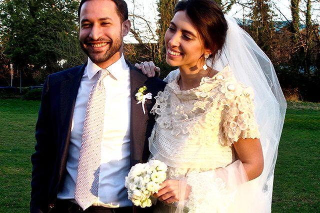 Старша дочка Валерія Меладзе здивувала сукнею на другий день весілля