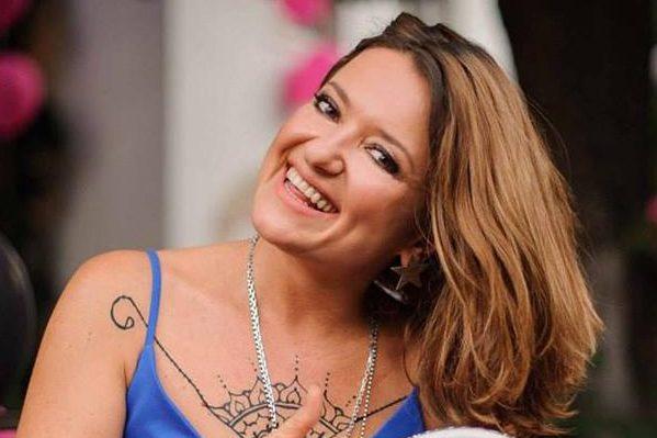 «Я обіцяла сюрприз?»: Могилевська показала нове фото в обтягуючому боді