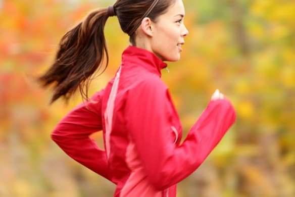 Біг — новий тренд цієї осені