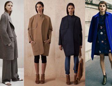 Оверсайз пальто — найзатишніший тренд осені