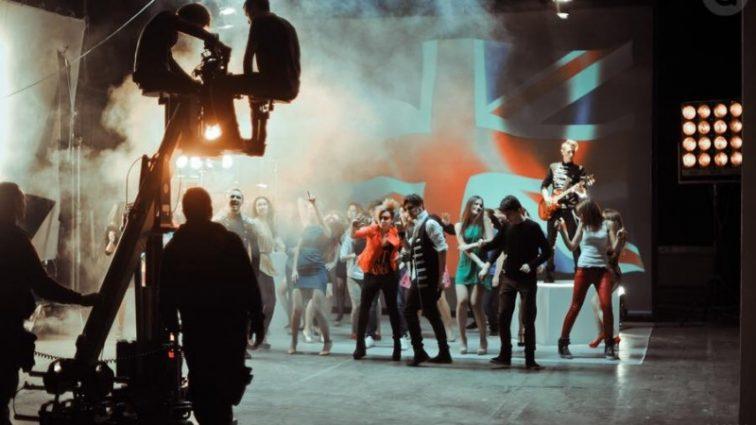 На зйомках кліпу ледь не загинула українська співачка