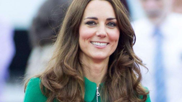 Кейт Міддлтон в дивовижній оксамитовій сукні відвідала фестиваль в Лондоні