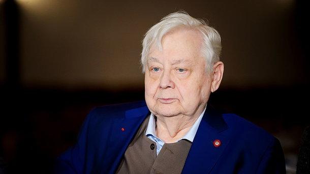 Актор Олег Табаков у лікарні, його стан критичний
