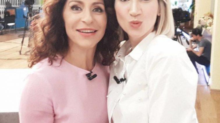 Фанатів заінтригували другою вагітністю Аніти Луценко в прямому ефірі