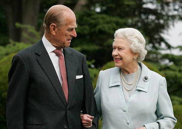 Королева Єлизавета ІІ та принц Філіп святкують своє 70-річчя шлюбу